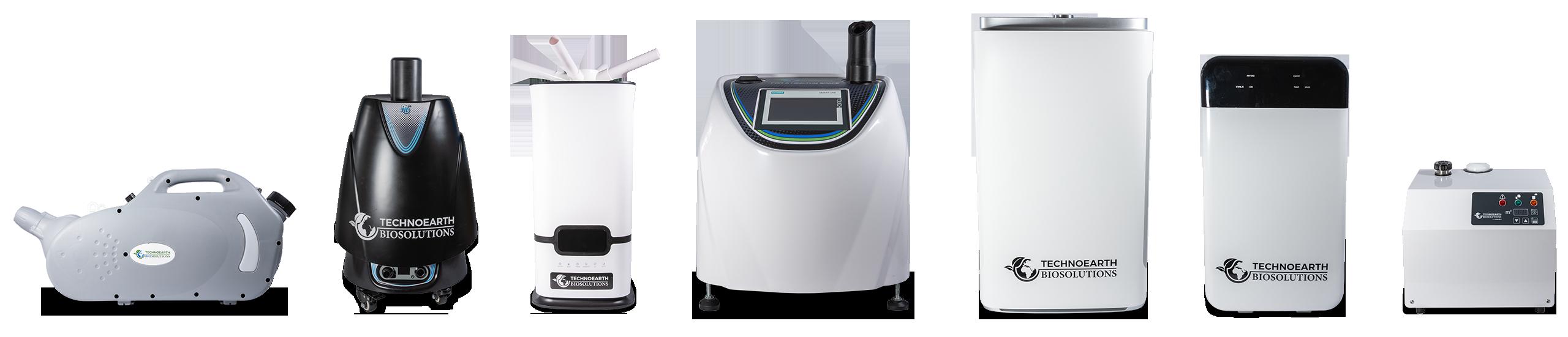 Tecnologie per la disinfezione